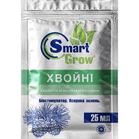 SMARTGROW Хвойные (Смарт Гроу Хвойные) жидкое комплексное органо-минеральные удобрение 25 мл*35 уп Smart Grow