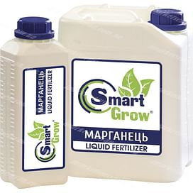 Смарт Гроу Марганец (Smart Grow Марганец) жидкое комплексное органо-минеральные удобрение 1 литр Smart Grow