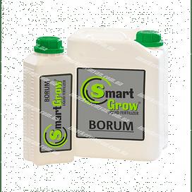 Смарт Гроу Бор (Smart Grow Бор) жидкое комплексное органо-минеральные удобрение 10 литров Smart Grow