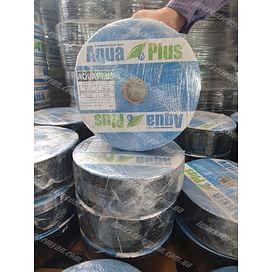 Капельная лента Аква Плюс (AquaPlus) d-8мм через 10 см, вылив 1 000