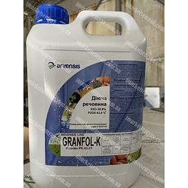GRANFOL - K (Гранфол К) удобрение 5 литров Arvensis