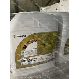 GELYFLOW NPK 9/44/10 (ГелиФлоу NPK 9/44/10) удобрение 10 литров Arvensis