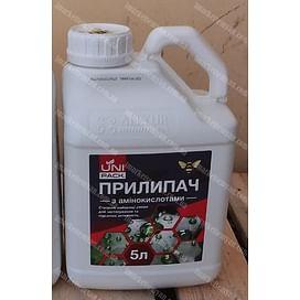 Прилипатель UNIPACK (с аминокислотами) (аналог Тренд 90) 5 литров UNIPACK