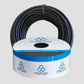 Капельная Лента Мезерплас (Metzerplas) LIN U 5А mil (1,0/1,6/2,0 л/год) с жестким эмиттером 1 000 м Metzerplas