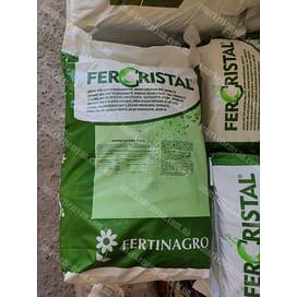 FERCRISTAL FLOW 11-2-46 (ФЕРКРИСТАЛ ФЛОУ 11-2-46) нитрат Калия (калийная селитра) 25 кг Fertinagro Biotech S.L