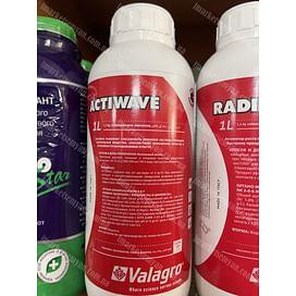 Активейв (Actiwave) стимулятор роста для увеличения плодов 1 литр Valagro