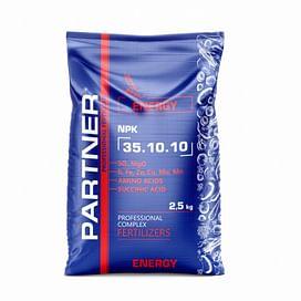 PARTNER ENERGY (Партнер Энерджи) NPK 35.10.10+АМК+МЕ комплексное удобрение 2,5 кг; 25 кг Partner