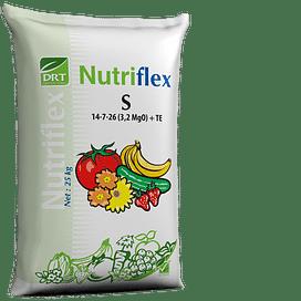 Нутрифлекс S (14-6,5-26+3,2 MGO+МЕ) удобрение для ягодных культур 25 кг TerraTarsa