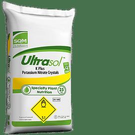 ULTRASOL K PLUS нитрат калия, калиевая селитра 25 кг SQM