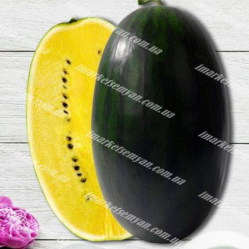 Шуга Еллоу F1 семена арбуза ультрараннего NongWoo Bio