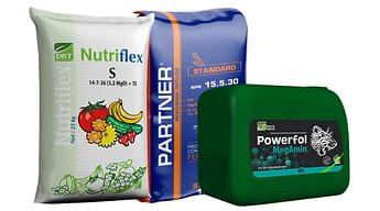 """В нашем магазине доступны для покупки качественные удобрения """"Partner"""" и """"TerraTarsa"""""""
