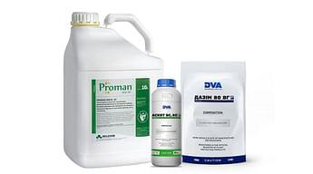 """В интернет-магазине """"iMarket Agro"""" теперь доступны для заказа продукция компании """"DVA Ukraine"""" и """"Belchim Crop Protection"""""""