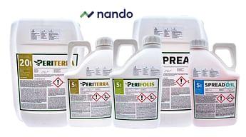 IMarket Agro представляет биопрепараты и поверхностно-активные вещества компании Nando (Литва)