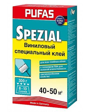 Клей обойный Pufas EURO 3000 виниловый специальный 300