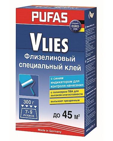 Клей обойный Pufas EURO 3000 специальный флизелиновый клей - директ 360