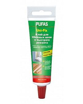 Клей Pufas Uni-Fix для швов и быстрого ремонта