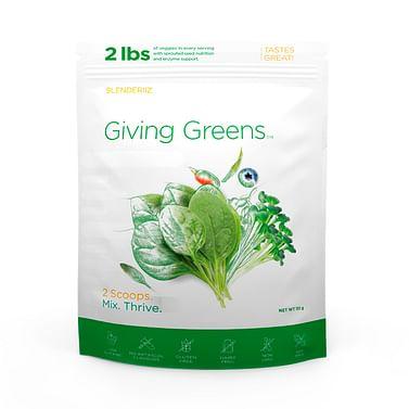 Giving Greens ARIIX