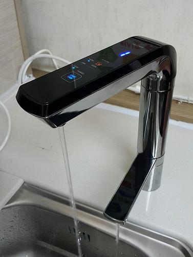 Кран с сенсорным управлением для ионизатора воды Ionpinia UD-1000