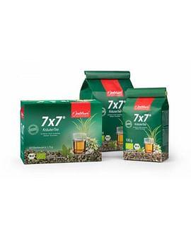 Чай 7x7®KräuterTee P.Jentschura 100 гр.