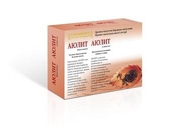 Аюлит (восстановление печени) Welex Lab 60 капсул