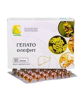 ГЕПАТО-олефит Бальзамы Короткова 90 капсул