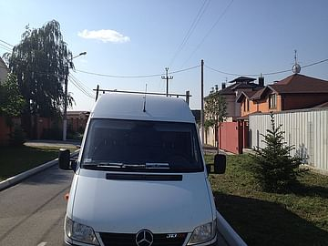 Багажник на Mercedes Sprinter Kenguru
