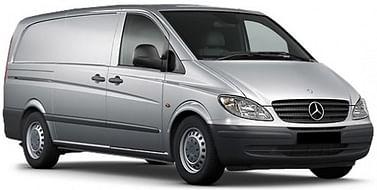 Багажник на Mercedes Vito (W639) Kenguru
