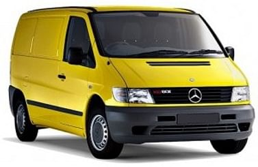 Багажник на Mercedes Vito (W638) Kenguru