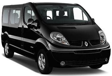 Багажник на Renault Trafic Kenguru