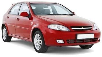Багажник на Сhevrolet Lacetti Hatchback Kenguru