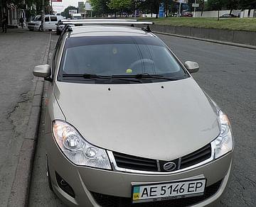 Багажник на ZAZ Forza Kenguru