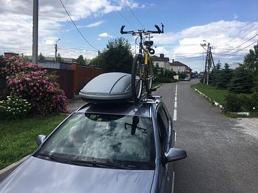 Велокрепление на крышу КЕНГУРУ Kenguru