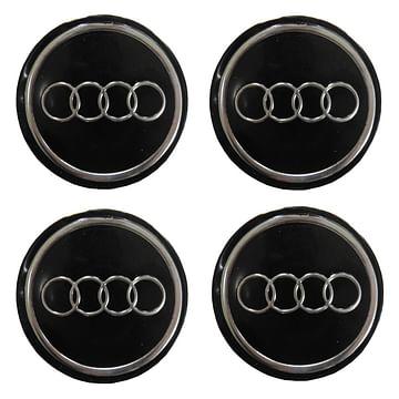 Наклейки на колпаки Audi 90 мм Kenguru