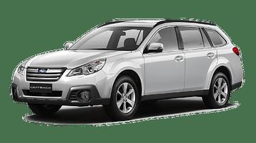 БАГАЖНИК Subaru Outback Kenguru