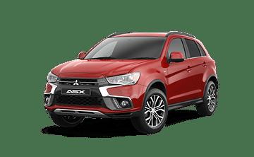 Багажник Mitsubishi ASX 10- Kenguru