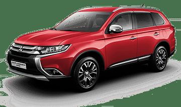 Багажник Mitsubishi Outlander Kenguru