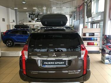 Багажник Mitsubishi Pajero Sport Kenguru