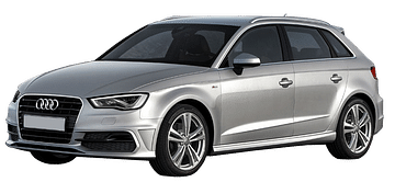 Багажник Audi A3 Kenguru