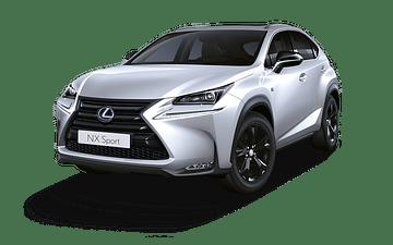 Багажник Lexus RX Kenguru Special Integra
