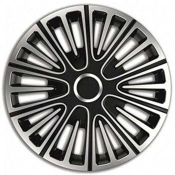 Колпак колесный motion (серебристо-черный) r13
