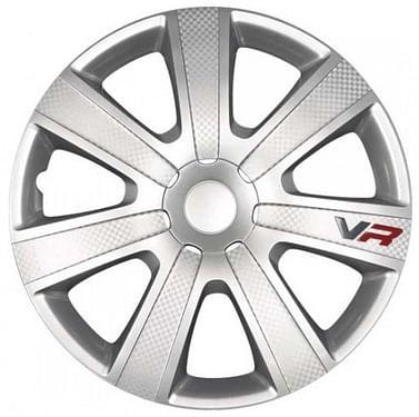 Колпак колесный vr-carbon (серый) r13