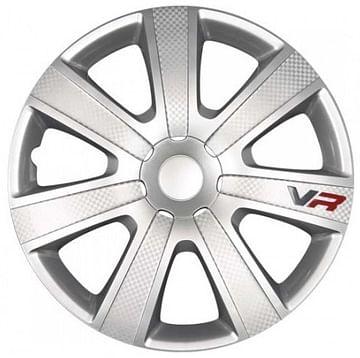Колпак колесный vr-carbon (серый) r14