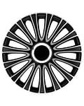 Колпак колесный lemans pro (серебристо-черный) r14