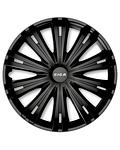Колпак колесный giga black (черный) r14