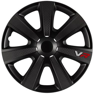 Колпак колесный vr-carbon (черный) r15