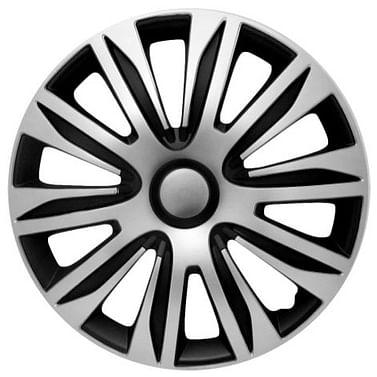 Колпак колесный nardo (серебристо-черный) r15