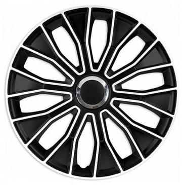 Колпак колесный voltec pro (черно-белые) r15