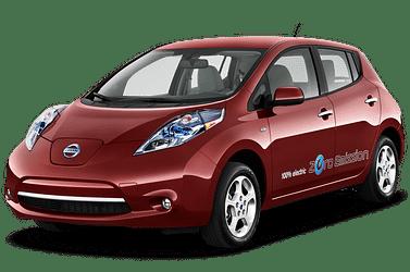 Багажник Nissan Leaf 2010-2017 Kenguru