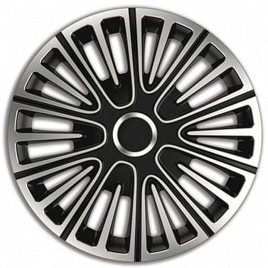 Колпак колесный motion (серебристо-черный) r16