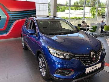 Багажник Renault Kadjar Kenguru